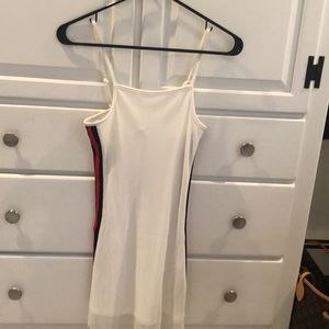 White dress from LF store never worn